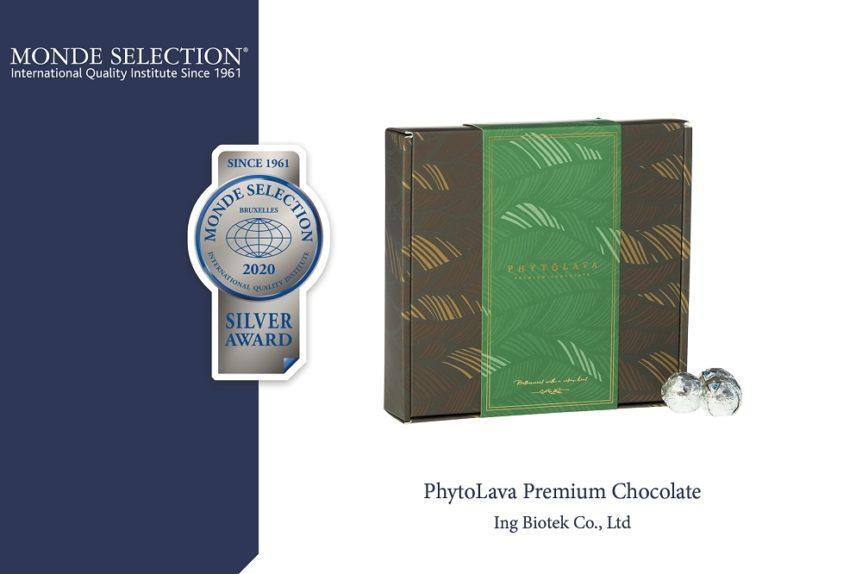 Monde Selection - PhytoLava Premium Chocolate